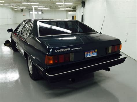 auto manual repair 1986 maserati quattroporte transmission control 1986 maserati quattroporte iii collector owned only 30k miles well maintained for sale photos