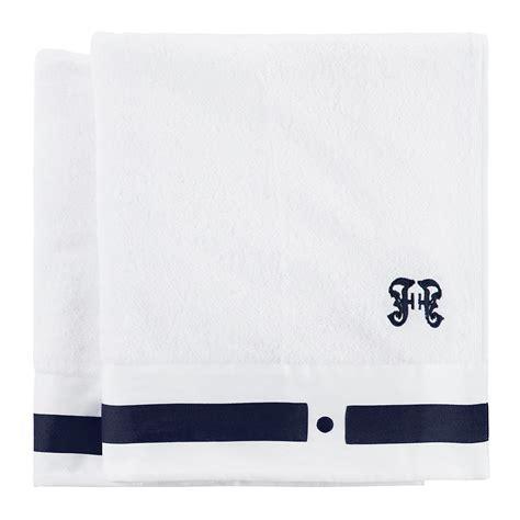 Navy Blue Set Buy Gianfranco Ferre Navy Blue Towels Set Of 2