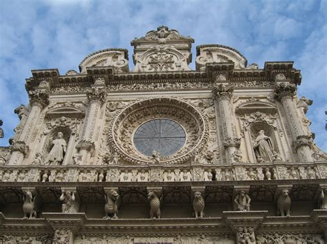 baroque architecture dean christakos deep into southern italy lecce