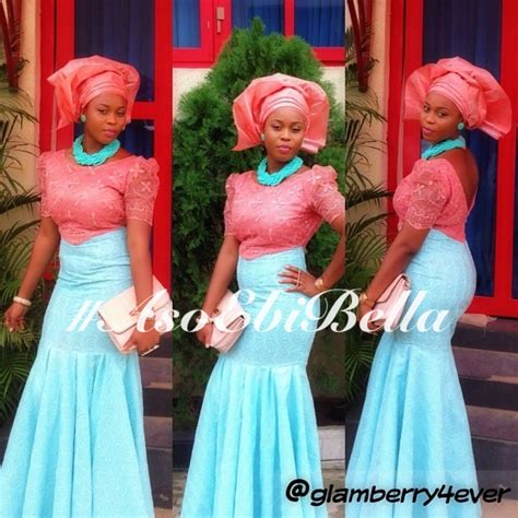 bella styles of aso ebi bellanaija weddings presents asoebibella vol 17