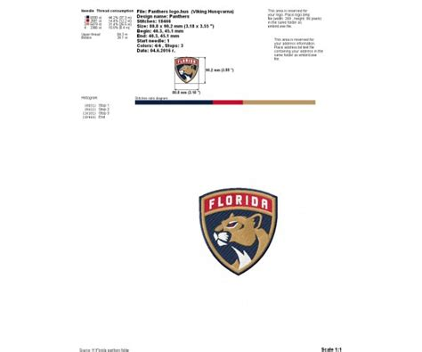 instant home design download florida panthers logo machine embroidery design for