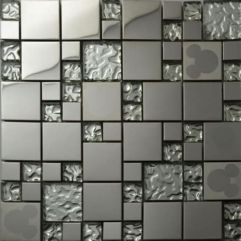mirrored subway tiles fresh best mirrored subway tiles backsplash 21903