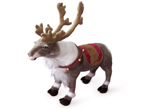 large stuffed reindeer images reverse search