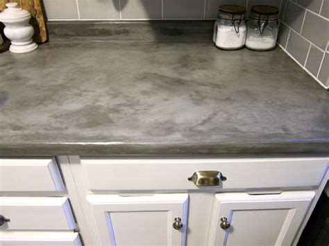 Concrete Overlay Countertops by The 25 Best Concrete Overlay Ideas On Diy