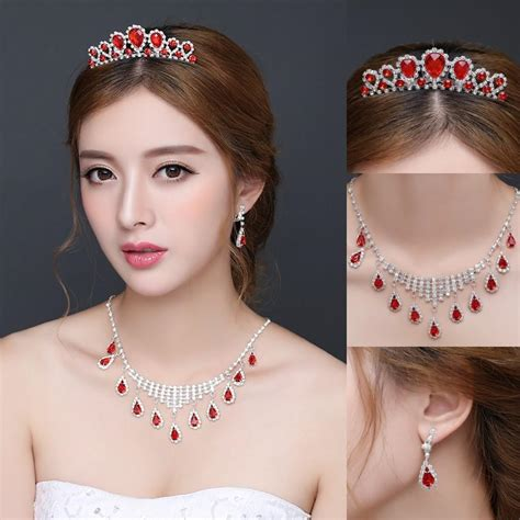 Wedding Hair Accessories Dubai by Wholesale Cheap Wedding Tiaras Crowns 2016