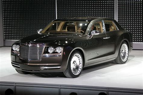 chrysler imperial concept images specifications