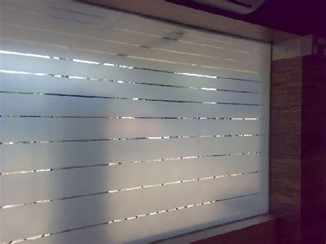 Interior Design Mandir Home frosted glass film grace plastics chandigarh
