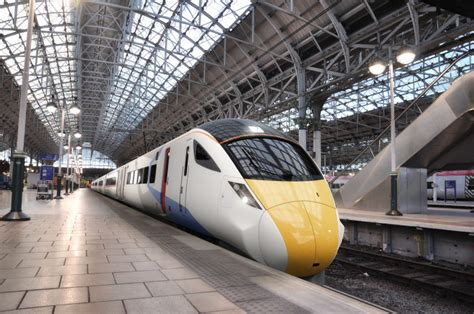 transpennine express trains seating plan hitachi rail europe wins orders for 19 at300s for