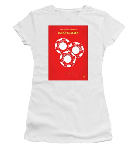 Oceanseven Tshirt Anime 7 no056 my oceans 11 minimal poster juniors t shirt for sale by chungkong