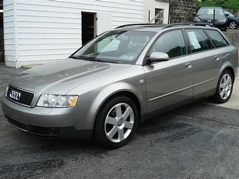 Audi A4 1 8 Fuel Consumption by Audi A4 1 8 2004 Auto Images And Specification