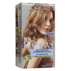 feria colors loreal feria multi faceted shimmering colour permanent