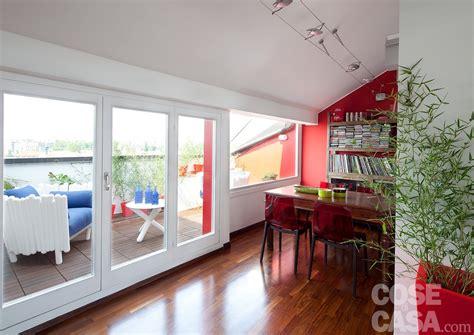 terrazzo chiuso 95 mq una casa con nuovi ambienti in verticale cose di casa
