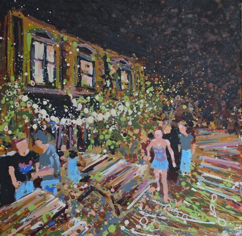 40 best summer 2015 studio community garden images on signed limited edition giclee print summer nights