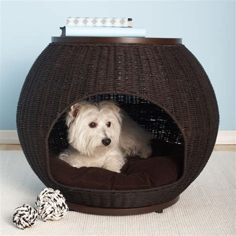 dog bed table end table pet bed what a great idea pinterest