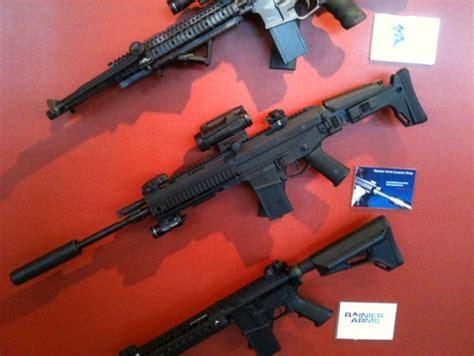 bushmaster acr rifle review by dan s. defense