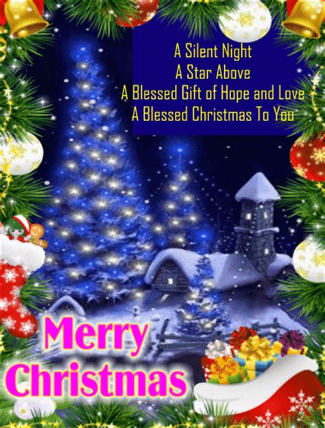blessed christmas  spirit  christmas ecards greeting cards