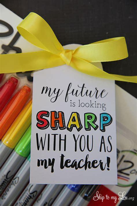 gifts for teachers 24 school supply gift ideas for teachers