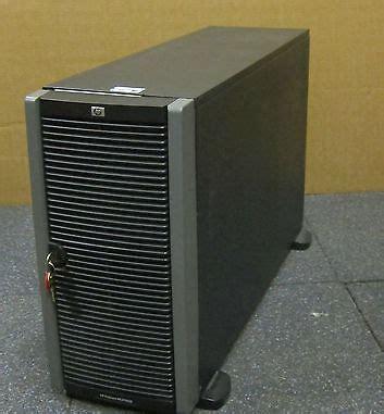 Server Hp Proliant Ml370g5 hp proliant ml370 g5 dual xeon 2 33ghz 2gb ram