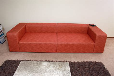 home made sofa modern diy sofa eric dalpiaz