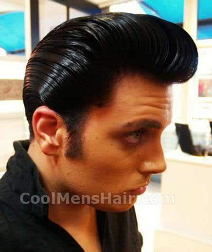 greaser hairstyle product how to grease your hair with pomade like a 50 s greaser