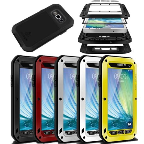 Armor Cover Casing Hp Samsung S3 S5 S6 S7 original mei waterproof armor metal for samsung galaxy s3 s4 s5 s6 s7 note 3 4 5