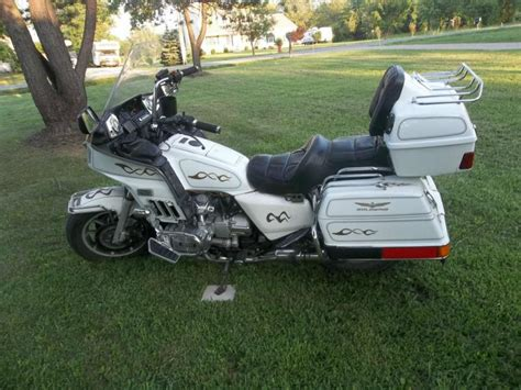 Motorcycle Dresser by Honda Goldwing Gl1200 Dresser Motorcycle For Sale On