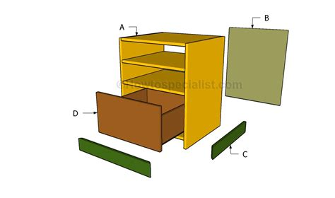 Corner Desk Building Plans Building A Corner Desk Howtospecialist How To Build Step By Step Diy Plans