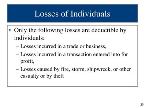 section 1244 stock loss ppt chapter 7 powerpoint presentation id 345011