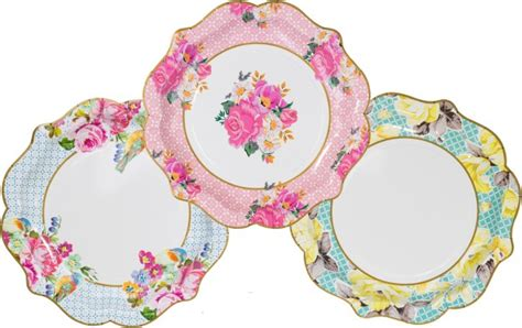 plates and napkins paper plates pattern plates galore
