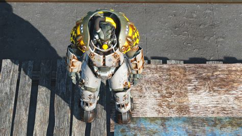 fallout 4 all power armor paints operation anchorage power armor paint fallout 4 mod