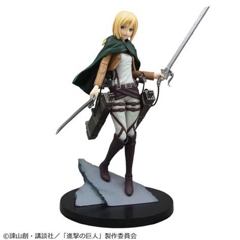 Figure Anime Pvc Attack On Titan buy pvc figures attack on titan pvc figure crista