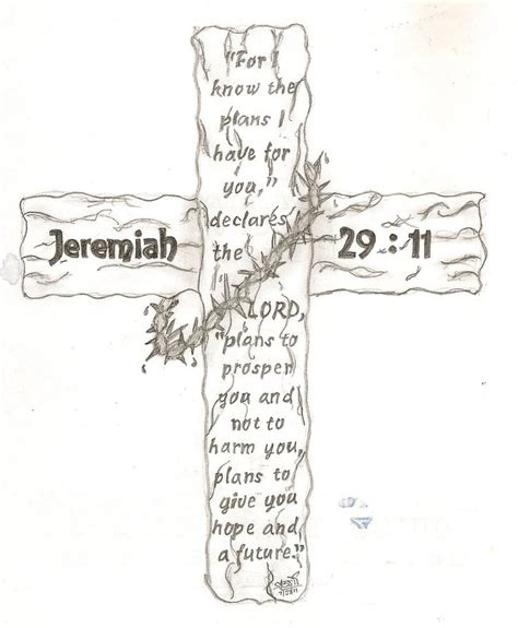 jeremiah 29 11 tattoo jeremiah 29 11 by nomoreroomtobreathe on deviantart