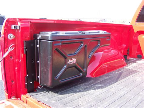 swing case truck bed tool box truck accessories sidney ohio