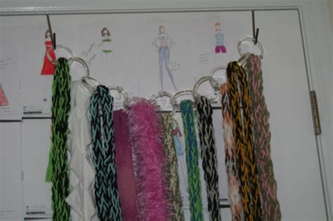 storage solutions scarves and hijabs part two