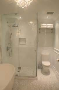 White Ensuite Bathroom Ideas White Tile Shower On White Tiles Tile And