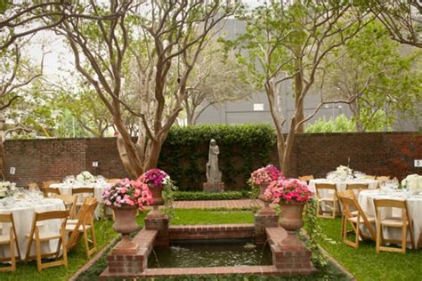 Houston Botanical Garden Wedding The Best Houston Venues For A Garden Wedding Brides
