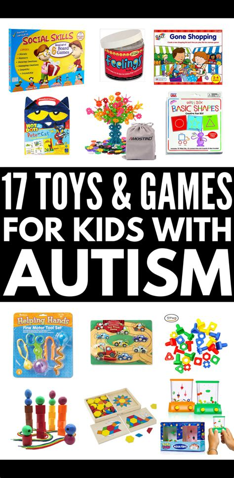 autistic help and skills ultimate beginners guide on understanding autistic children for parents books autism toys 17 developmental toys for autistic children