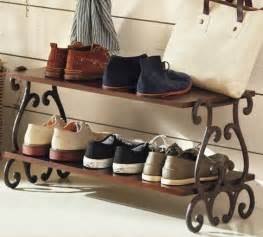 Entry Way Shoe Rack by Moran Shoe Rack Mediterranean Shoe Storage By