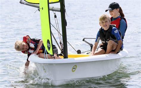 rs zest unveiled  southampton annapolis boat shows
