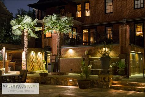 Landscape Lighting Greenville Sc Architectural Landscape And Outdoor Lighting In Greenville And The Surrounding Areas