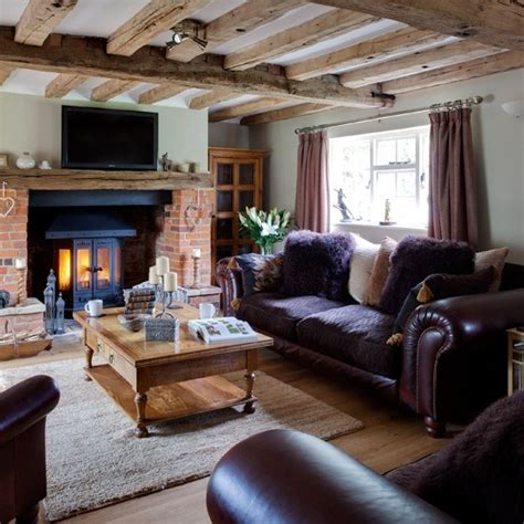 traditional living room ideas with leather sofas eclectic living room leather sofa gopelling