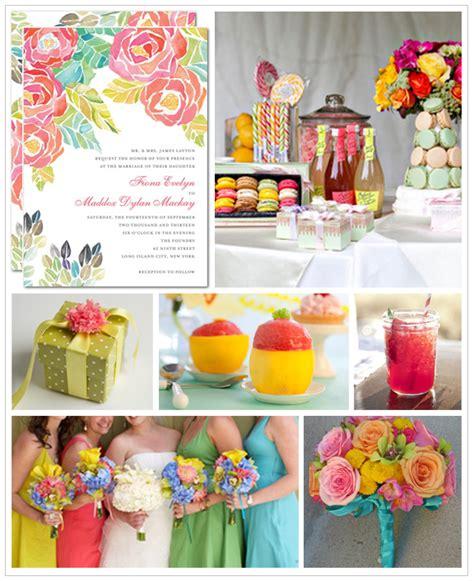 memorable wedding decorate beautiful spring