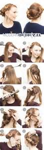 hairstyles you can do with your hair down image