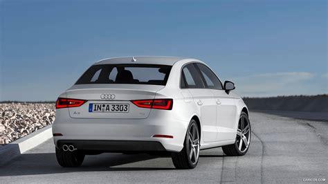 2015 audi a3 priced from 30 795 2015 audi a3 sedan glacier white rear hd wallpaper 30 1920x1080