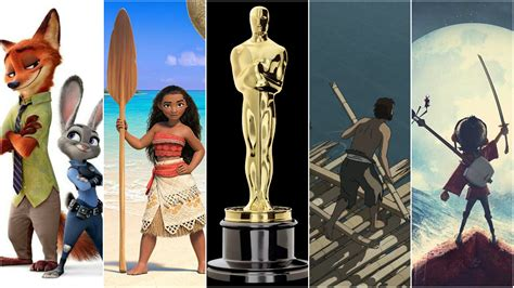 film 2017 oscar 2017 oscars 27 films submitted for animated feature oscar
