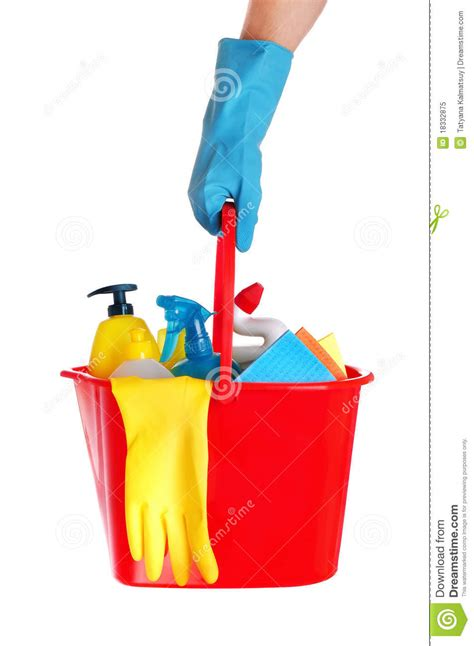 Cleaning Set cleaning set stock image image of cloth hygiene rubber 18332875