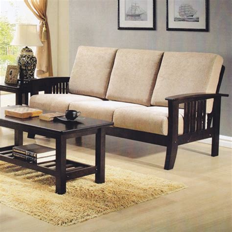 wooden sofa cushions wooden sofa with cushions awesome sofa couch cushion