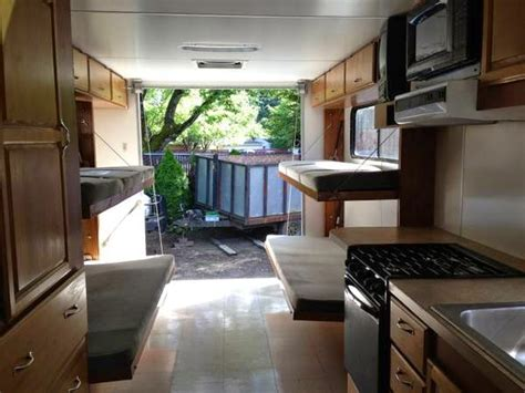 motor home interiors used rvs 4x4 dodge motorhome diesel for sale by owner