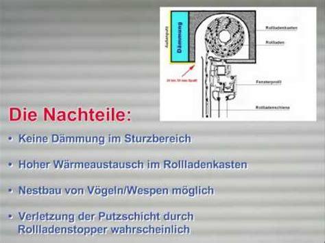 Rolladen Revisionsklappe öffnen by Rolladenkasten Ein Problem F 252 R Alle Hausbesitzer