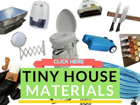 tiny house materials itemized list of materials and appliances tiny house cost detailed budgets itemized lists photos